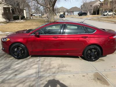 2016 Ford Fusion lease in Omaha,NE - Swapalease.com