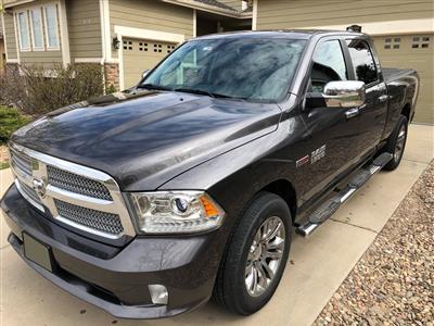 2015 Ram Ram Pickup 1500 lease in Littleton,CO - Swapalease.com