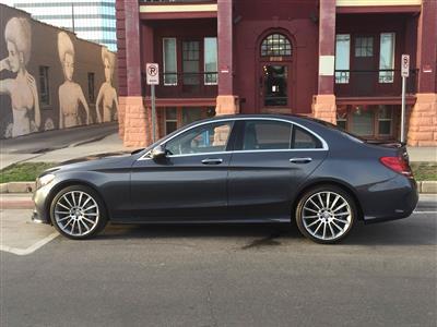 2016 Mercedes-Benz C-Class lease in Salt Lake City,UT - Swapalease.com