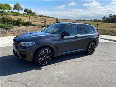 2020 BMW X3 M lease in Encinitas,CA - Swapalease.com