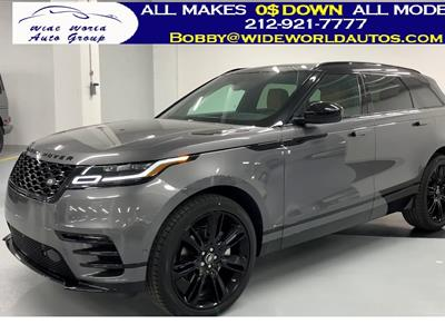 2020 Land Rover Velar lease in New York,NY - Swapalease.com