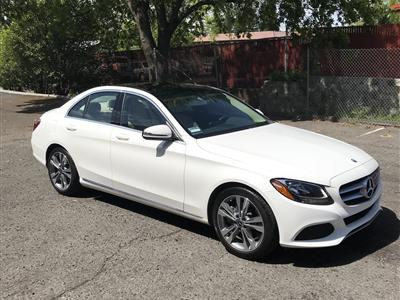 2017 Mercedes-Benz C-Class lease in Sonoma,CA - Swapalease.com