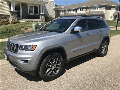 2018 Jeep Grand Cherokee lease in Woodbury ,MN - Swapalease.com
