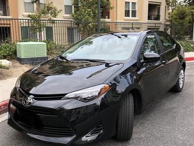 2017 Toyota Corolla lease in Irvine,CA - Swapalease.com