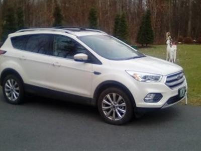 2017 Ford Escape lease in Bennington,VT - Swapalease.com