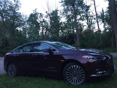 2017 Ford Fusion Hybrid lease in NORTH CANTON,OH - Swapalease.com