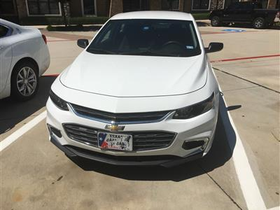 2016 Chevrolet Malibu lease in Frisco,TX - Swapalease.com