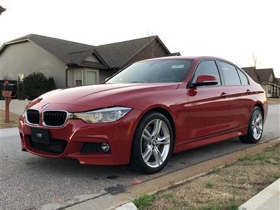 2016 BMW 3 Series lease in Greer,SC - Swapalease.com