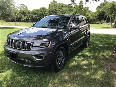 2017 Jeep Grand Cherokee lease in Palm City,FL - Swapalease.com