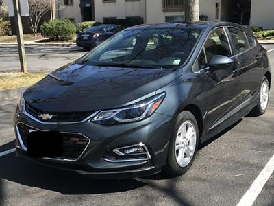 2017 Chevrolet Cruze lease in Columbia,MD - Swapalease.com