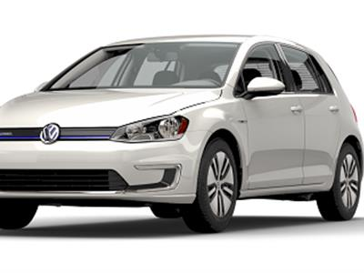 2016 Volkswagen e-Golf lease in Los Angeles,CA - Swapalease.com