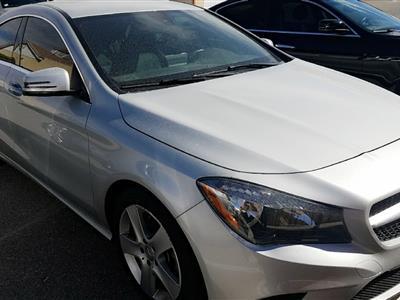 2016 Mercedes-Benz CLA-Class lease in Las Vegas,NV - Swapalease.com