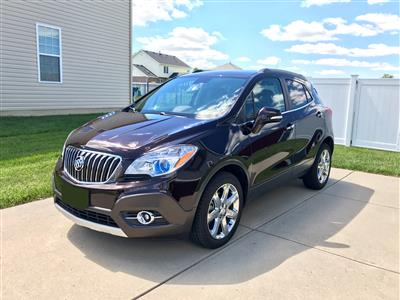 2016 Buick Encore lease in Huber Heights,OH - Swapalease.com