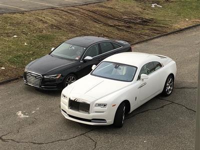 2017 Rolls-Royce Wraith lease in lic,NY - Swapalease.com