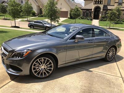 2017 Mercedes-Benz CLS-Class lease in Sugar Land,TX - Swapalease.com