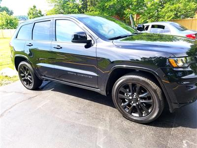 2017 Jeep Grand Cherokee lease in Mundelein,IL - Swapalease.com