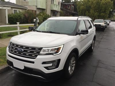 2017 Ford Explorer Lease In Los Angeles Ca Swapalease