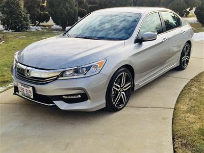 2016 Honda Accord lease in Chicago,IL - Swapalease.com