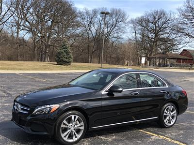2017 Mercedes-Benz C-Class lease in Buffalo Grove,IL - Swapalease.com