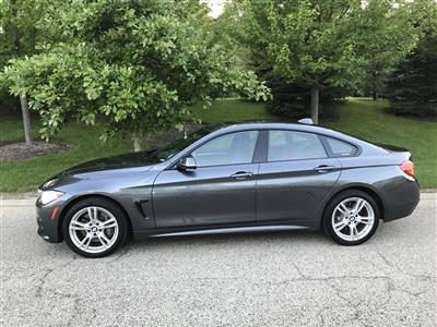 2016 BMW 4 Series lease in INVERNESS,IL - Swapalease.com