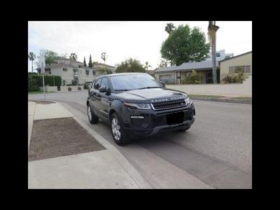 2016 Land Rover Range Rover Evoque lease in Venice,CA - Swapalease.com