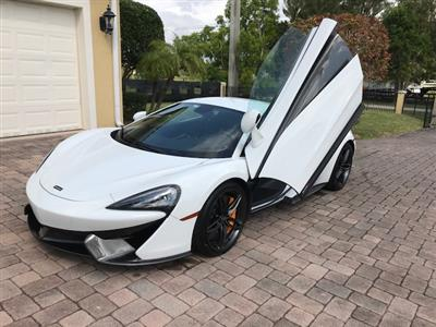 2017 McLaren 570s lease in FORT LAUDERDALE,FL - Swapalease.com