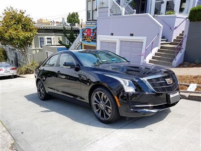 2016 Cadillac ATS lease in San Francisco,CA - Swapalease.com