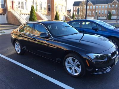 2017 BMW 3 Series lease in Alvie,VA - Swapalease.com