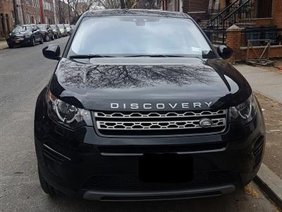 2017 Land Rover Discovery Sport lease in Brooklyn,NY - Swapalease.com