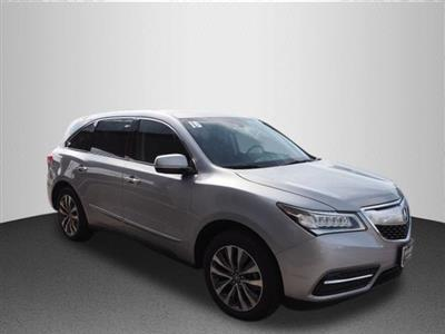 2016 Acura MDX lease in INVERNESS,IL - Swapalease.com