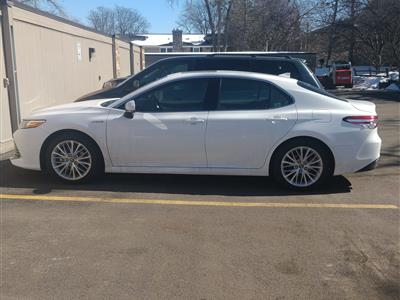 2018 Toyota Camry Hybrid lease in Saint Louis Park,MN - Swapalease.com