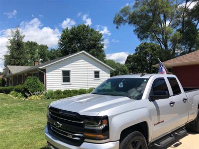 2017 Chevrolet Silverado 1500 lease in johnsburg,IL - Swapalease.com