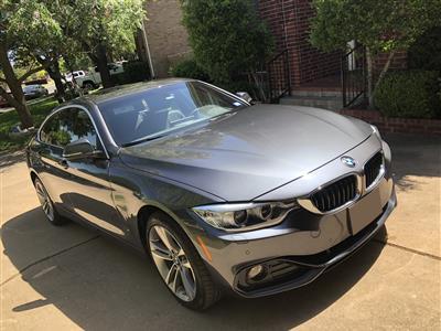 2017 BMW 4 Series lease in Austin,TX - Swapalease.com