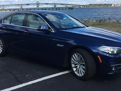 2015 BMW 5 Series lease in Yorktown,VA - Swapalease.com