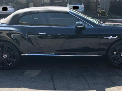 2016 Bentley Continental GTC V8 lease in Venice,CA - Swapalease.com