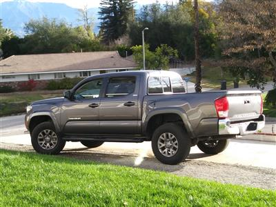 2017 Toyota Tacoma lease in Riverside,CA - Swapalease.com