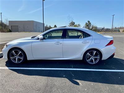 2017 Lexus IS 300 lease in Westford,MA - Swapalease.com