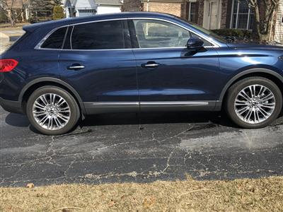 2017 Lincoln MKX lease in Lake Zurich,IL - Swapalease.com