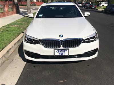 2018 BMW 5 Series lease in Tujunga,CA - Swapalease.com