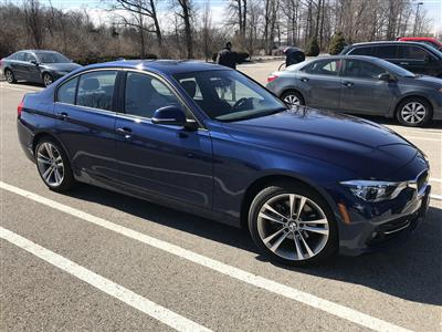 2016 BMW 3 Series lease in Columbus,OH - Swapalease.com