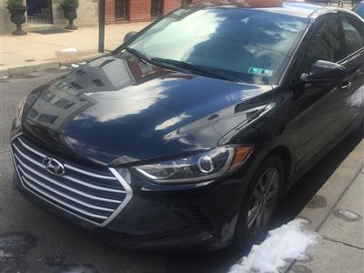 2017 Hyundai Elantra lease in Philadelphia,PA - Swapalease.com