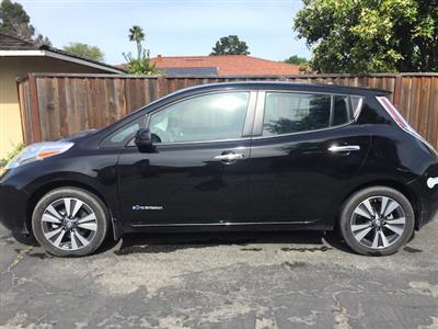 2016 Nissan LEAF lease in San Jose,CA - Swapalease.com