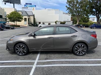 2018 Toyota Corolla lease in los angeles,CA - Swapalease.com