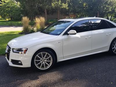 2016 Audi A4 lease in Township of Washington,NJ - Swapalease.com