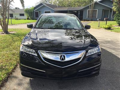 2016 Acura TLX lease in Davie,FL - Swapalease.com