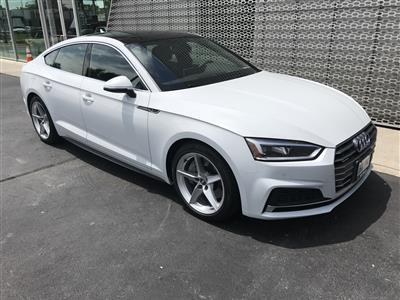 2018 Audi A5 Sportback lease in Chicago,IL - Swapalease.com