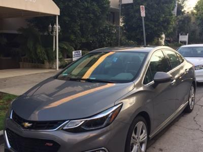 2017 Chevrolet Cruze lease in Austin,TX - Swapalease.com