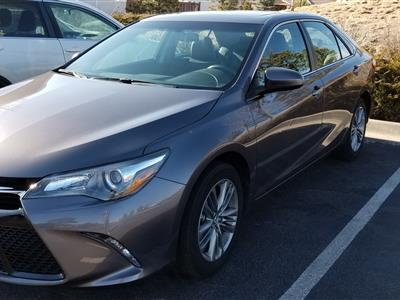 2017 Toyota Camry lease in COLORADO SPRINGS,CO - Swapalease.com