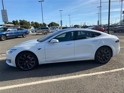 2016 Tesla Model S lease in San Francisco,CA - Swapalease.com