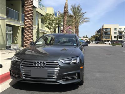 2018 Audi A4 lease in Spring,TX - Swapalease.com